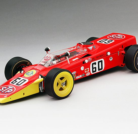 1968 Lotus 56 #60 Indianapolis 500, 1:18 Scale by True Scale Miniatures