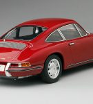 1964 Porsche 911 Red, 1:12 Scale by True Scale Miniatures