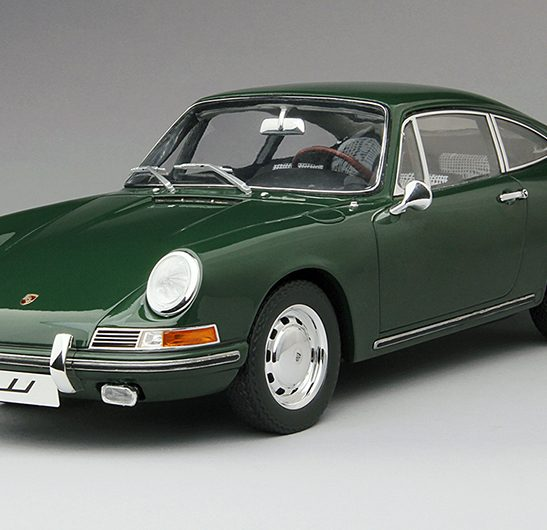 1964 Porsche 911 Irish Green, 1:12 Scale by True Scale Miniatures