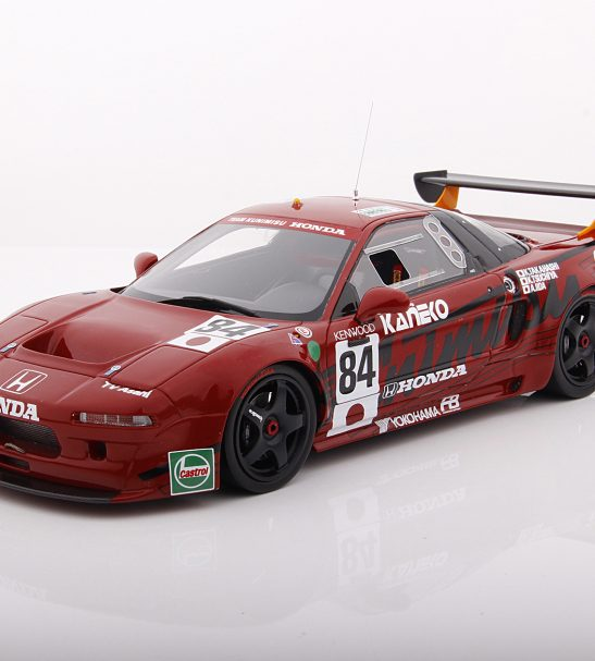 1995 Honda NSX GT2 #84 24 Hours of Le Mans, 1:18 Scale by True Scale Miniatures