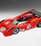 1971 McLaren M8D #11 Can Am Riverside, 1:18 Scale by True Scale Miniatures