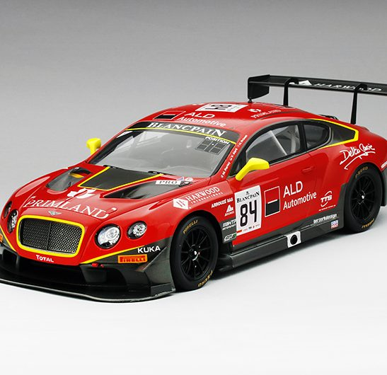 2015 Bentley Continental GT3 #84 24 Hours of Spa, 1:18 Scale by True ...