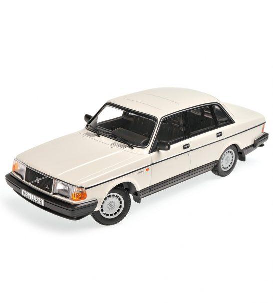 1986 Volvo 240 DL Sedan, 1:18 Scale by Minichamps