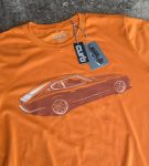 Datsun 240Z T-Shirt Curb
