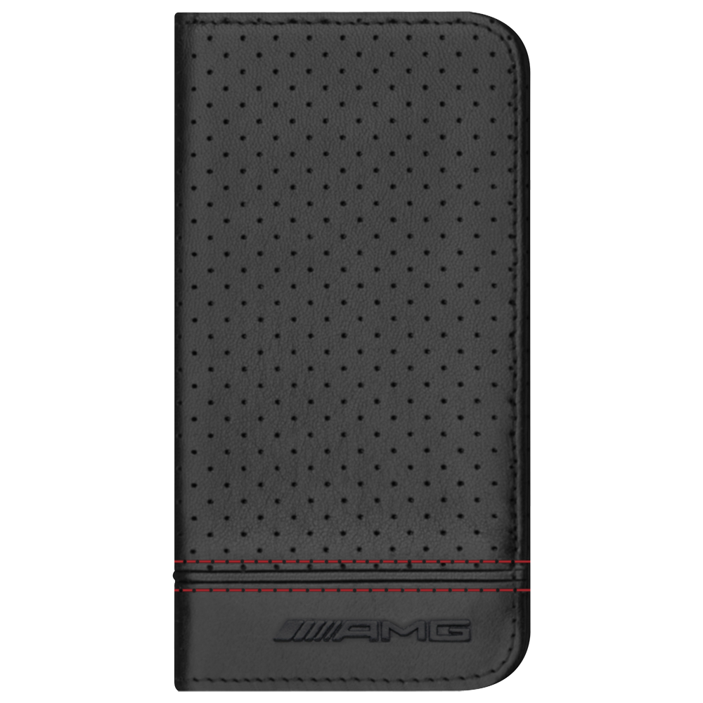 Amg perforated leather phone case by mercedes benz for Mercedes benz telephone