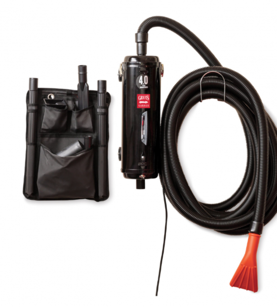 4 Horsepower Vacuum and Blower by Griot's Garage