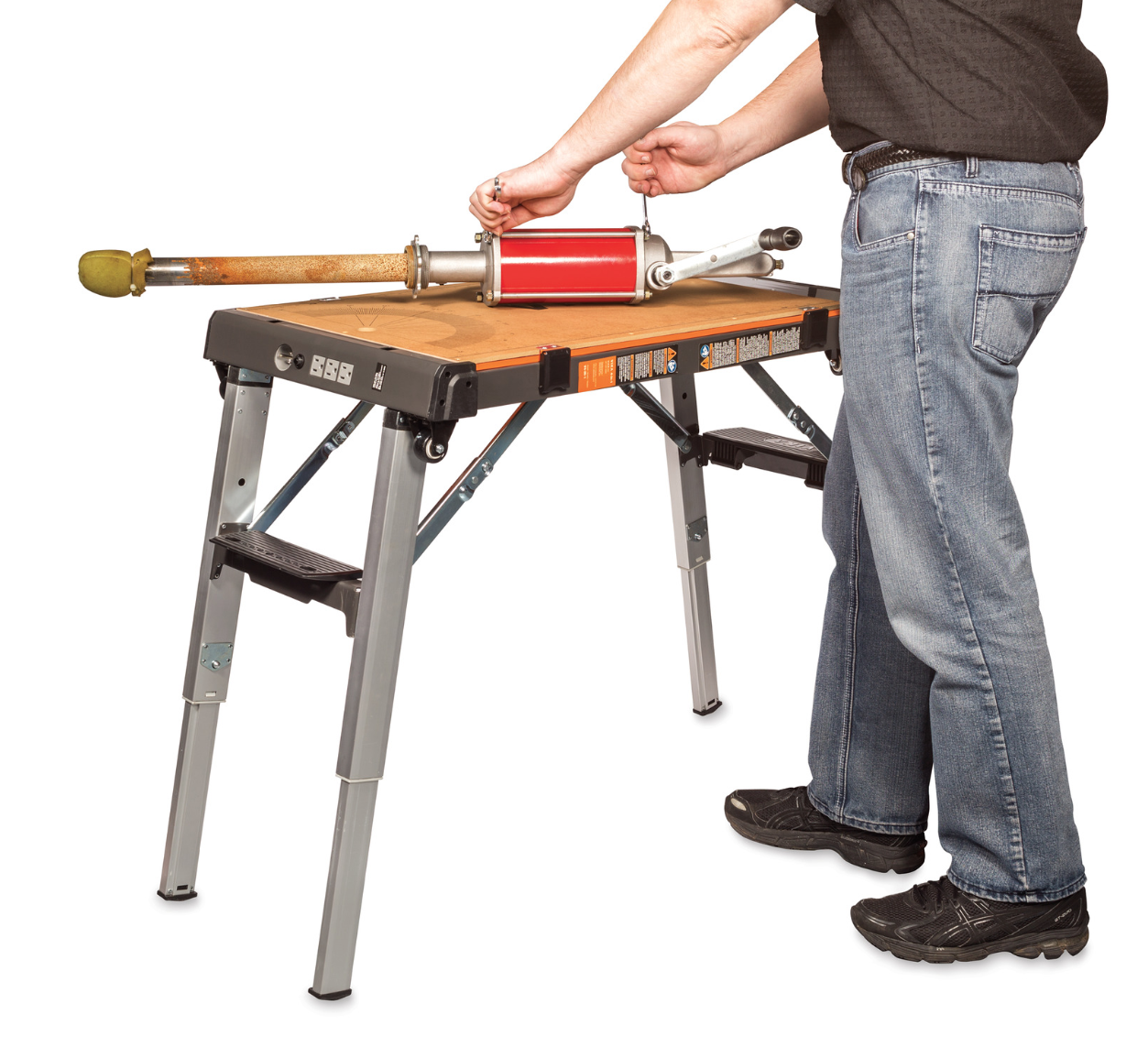 Vika Work Bench Vika 4 In 1 Portable Detailing Platform Workbench By