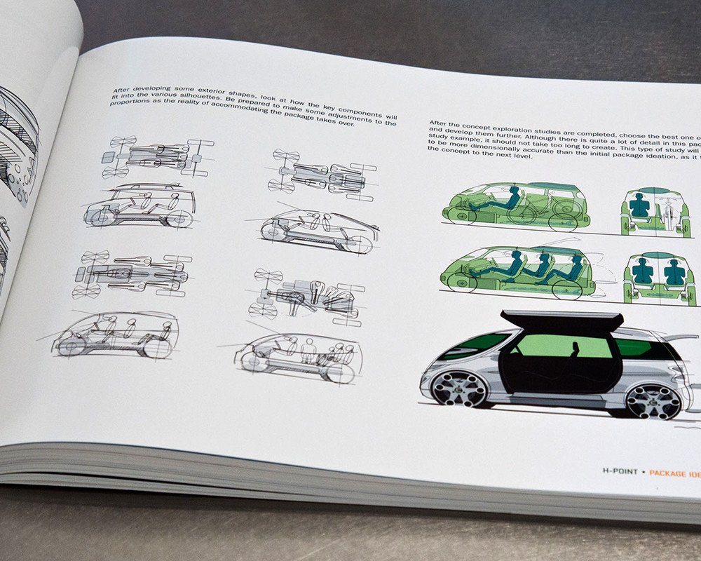 H-Point:The Fundamentals of Car Design & Packaging available at Curb ...