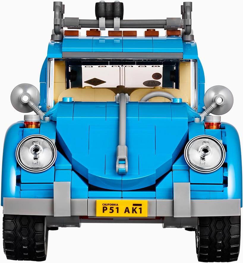 Lego Creator Series Volkswagen Beetle Choice Gear