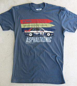 T Shirt Blue Warson Women's Gulf Motors Gear Choice By Targa fqwxHW