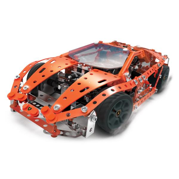 how to build meccano lamborghini