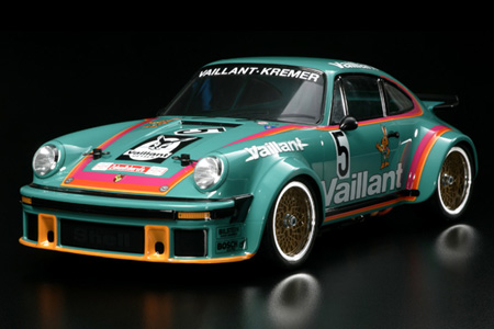 Rc Porsche Turbo Rsr Type 934 From Tamiya 1 10 Scale