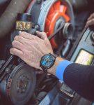 Le Mans Racing Black Racing Chrono by Omologato
