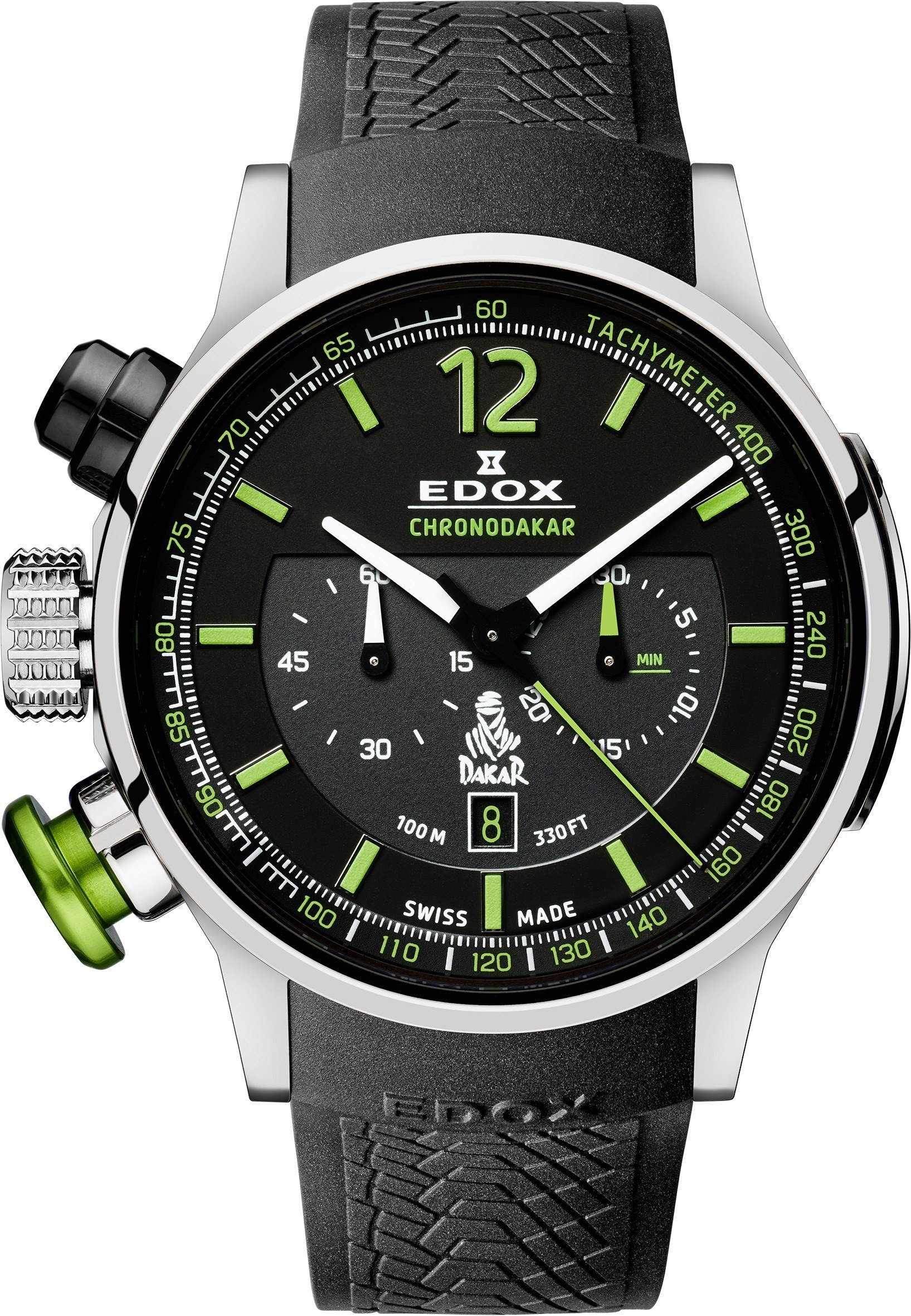 ChronoRally ChronoDakar III Limited Edition by Edox