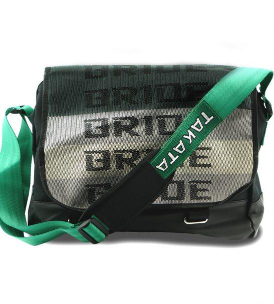 Takata-BRIDE Laptop Bag – Green, by TunerCult