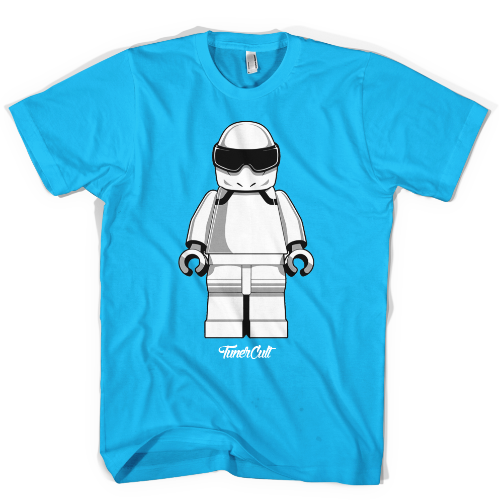 Lego stig t shirt blue by tuner cult choice gear shop owner tuner cult publicscrutiny Image collections