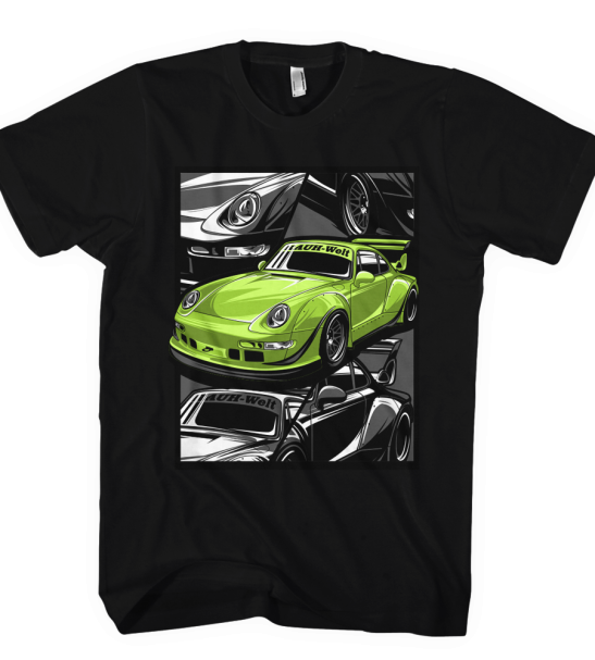Sinister T-Shirt by Tuner Cult