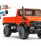 Mercedes-Benz Unimog 425 CC-01 Chassis R/C Car, 1:10 Scale by Tamiya