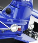 1973 Tyrrell 006 #6, 1:18 Scale by True Scale Miniatures