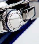 Jaguar Heritage '57 Chronograph Quartz Watch with Blue Strap