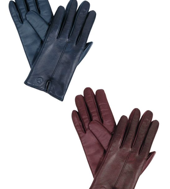 ladies-italian-leather-touchscreen-gloves-by-mercedes-benz