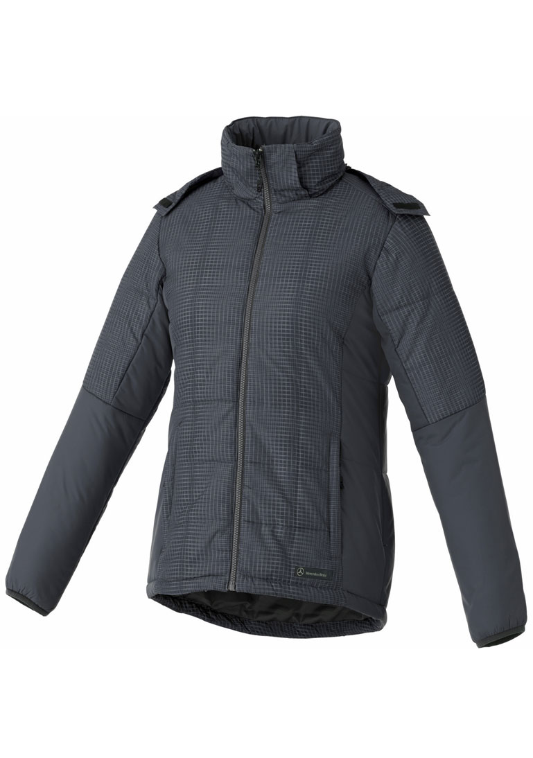 Ladies 39 insulated jacket by mercedes benz choice gear for Mercedes benz jacket