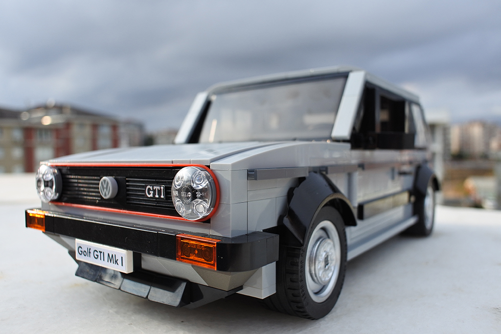 Car Detailing Supplies >> Rock the Vote for this Lego Volkswagen Mk1 Golf GTI - Choice Gear