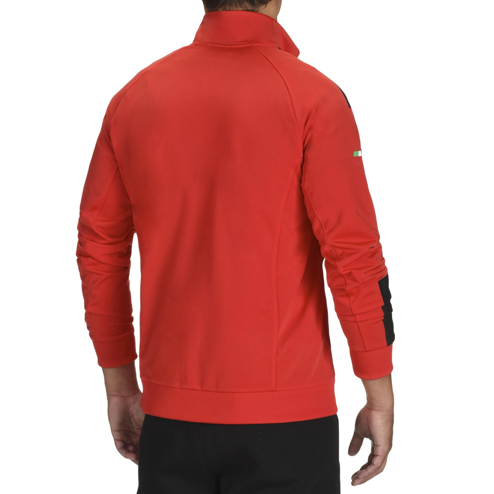 Men S Puma Scuderia Ferrari Track Jacket By Ferrari Choice Gear