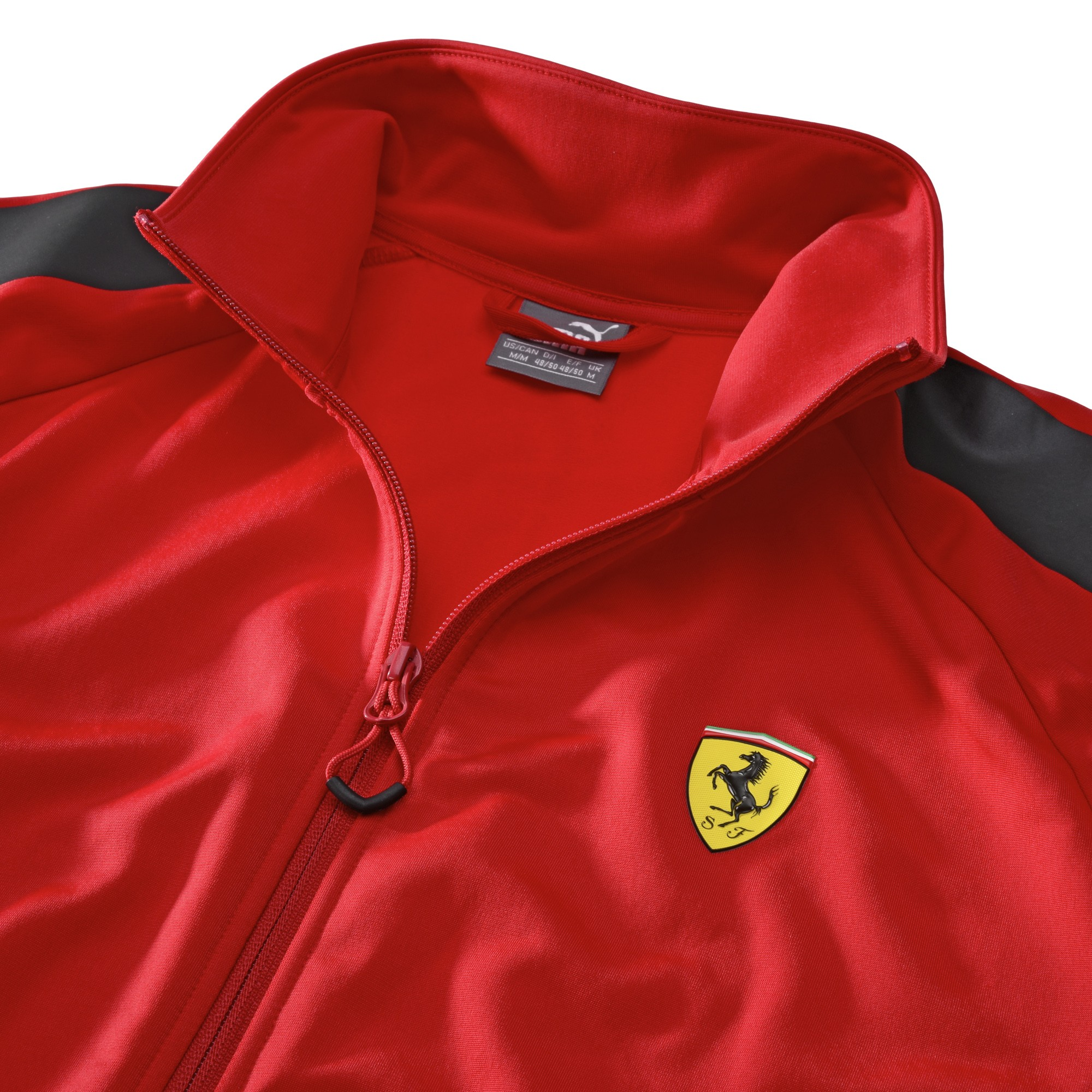 pna woven tracksuit puma s ferrari black wid men for jacket