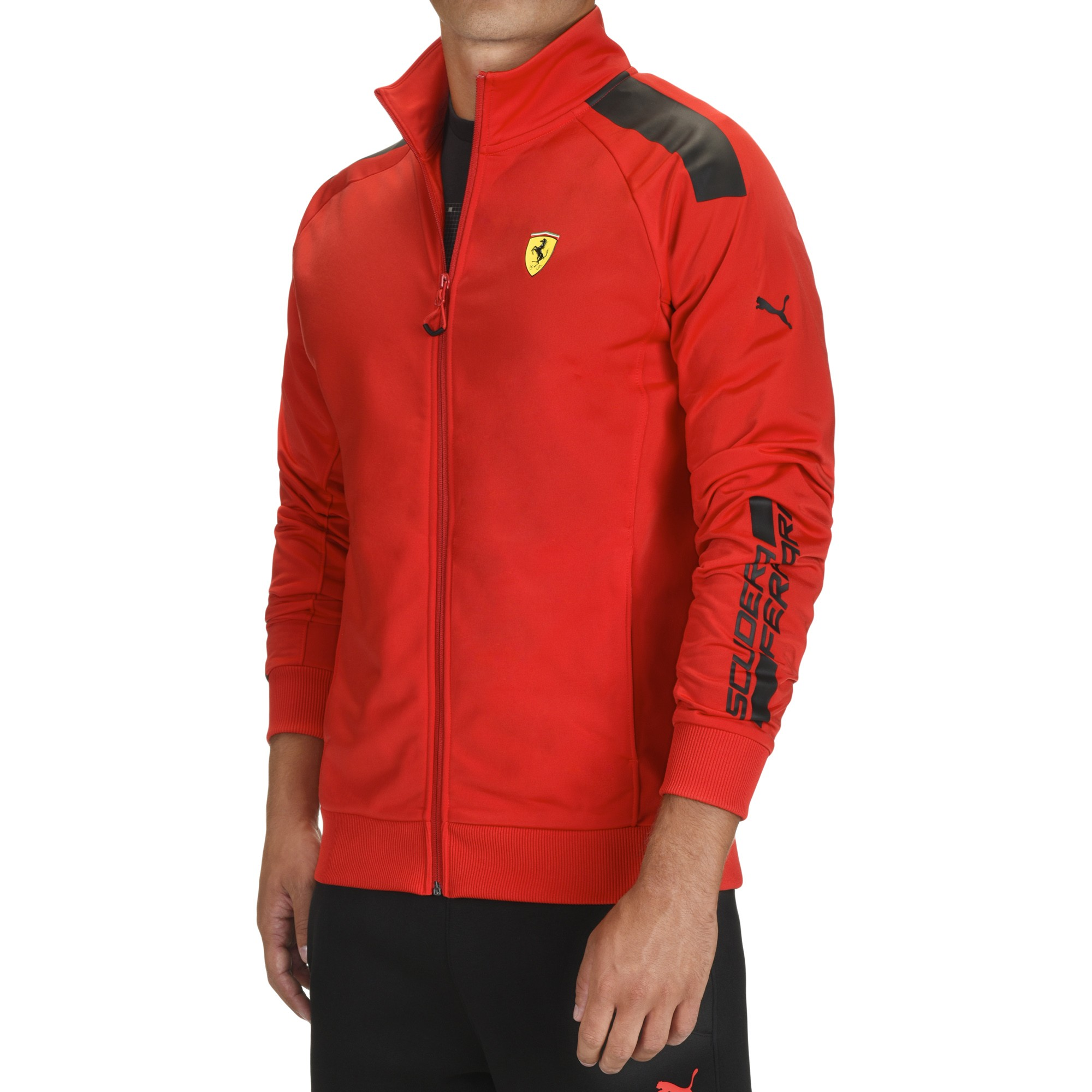 corsa ferrari womens shoes lady puma rosso jacket sp red sweatshirts foot locker