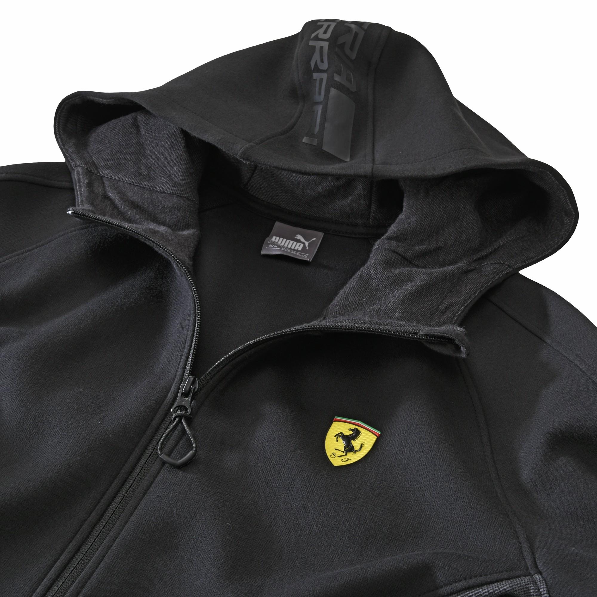 jacket storm softshell ferrari nightcat us black p puma