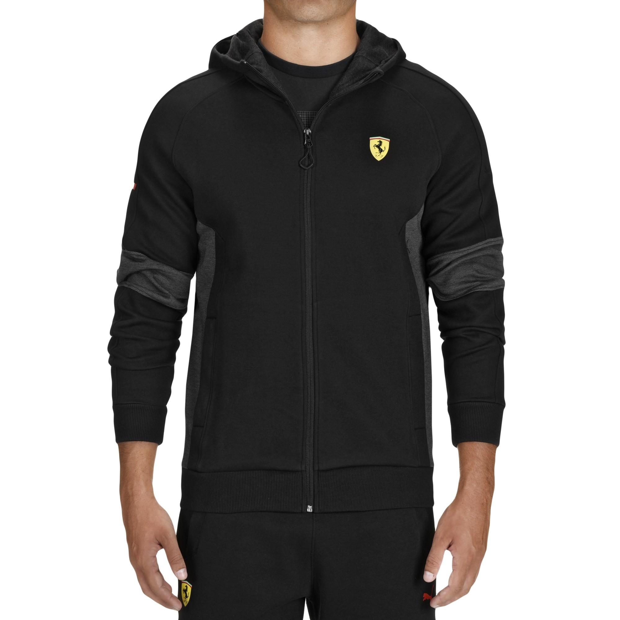 scuderia jacket softshell pin replica giacca ferrari