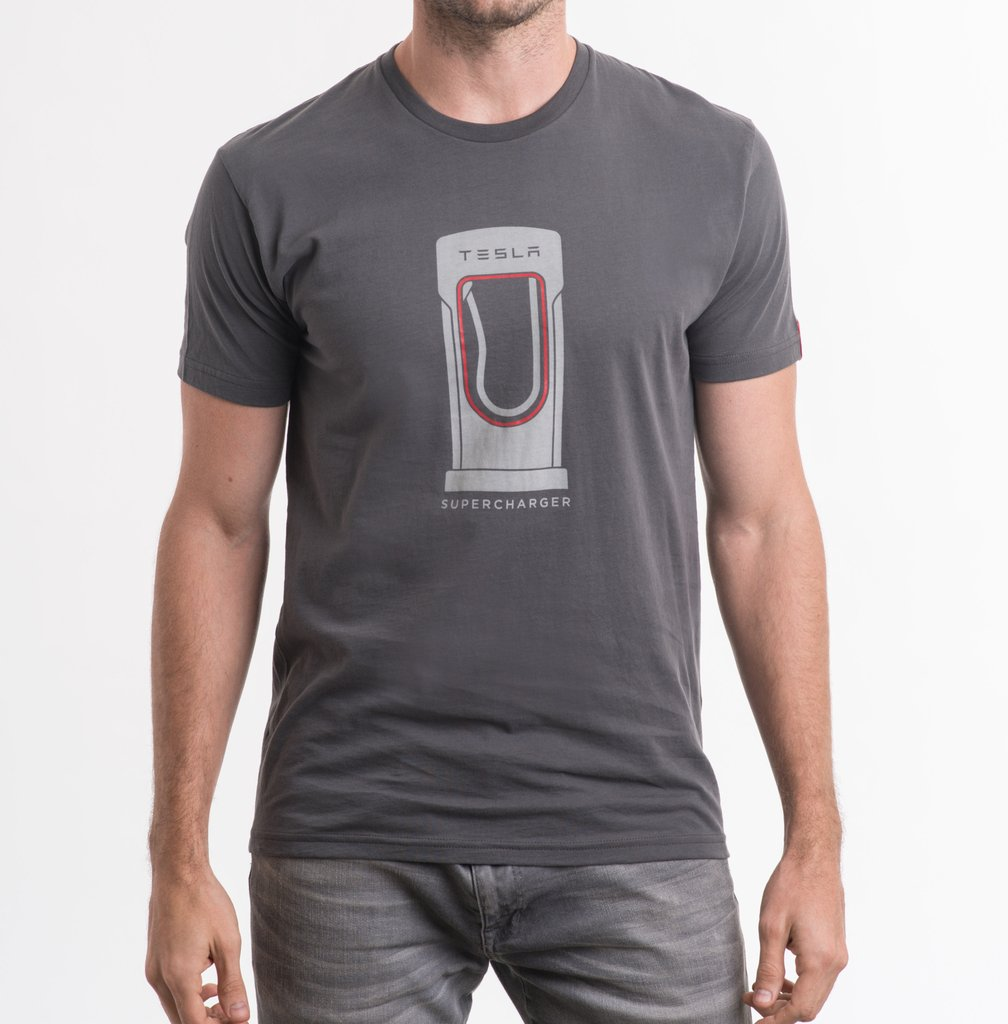 Men S Supercharger T Shirt By Tesla Choice Gear