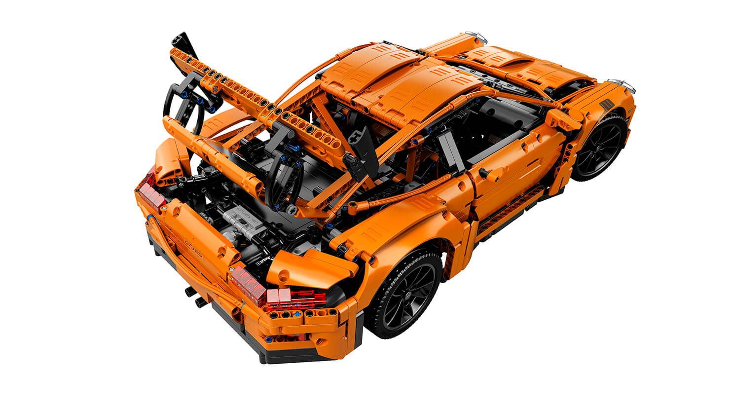 porsche 911 gt3 rs by lego choice gear. Black Bedroom Furniture Sets. Home Design Ideas