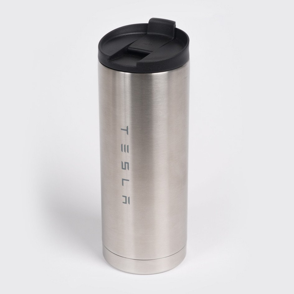 Stainless Steel Travel Mug Tumbler By Tesla Choice Gear