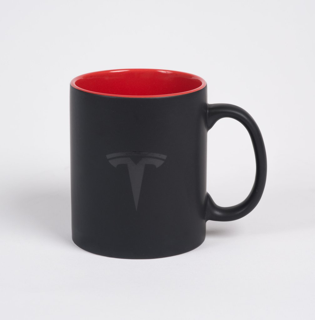 Tesla Mug Set By Tesla Choice Gear