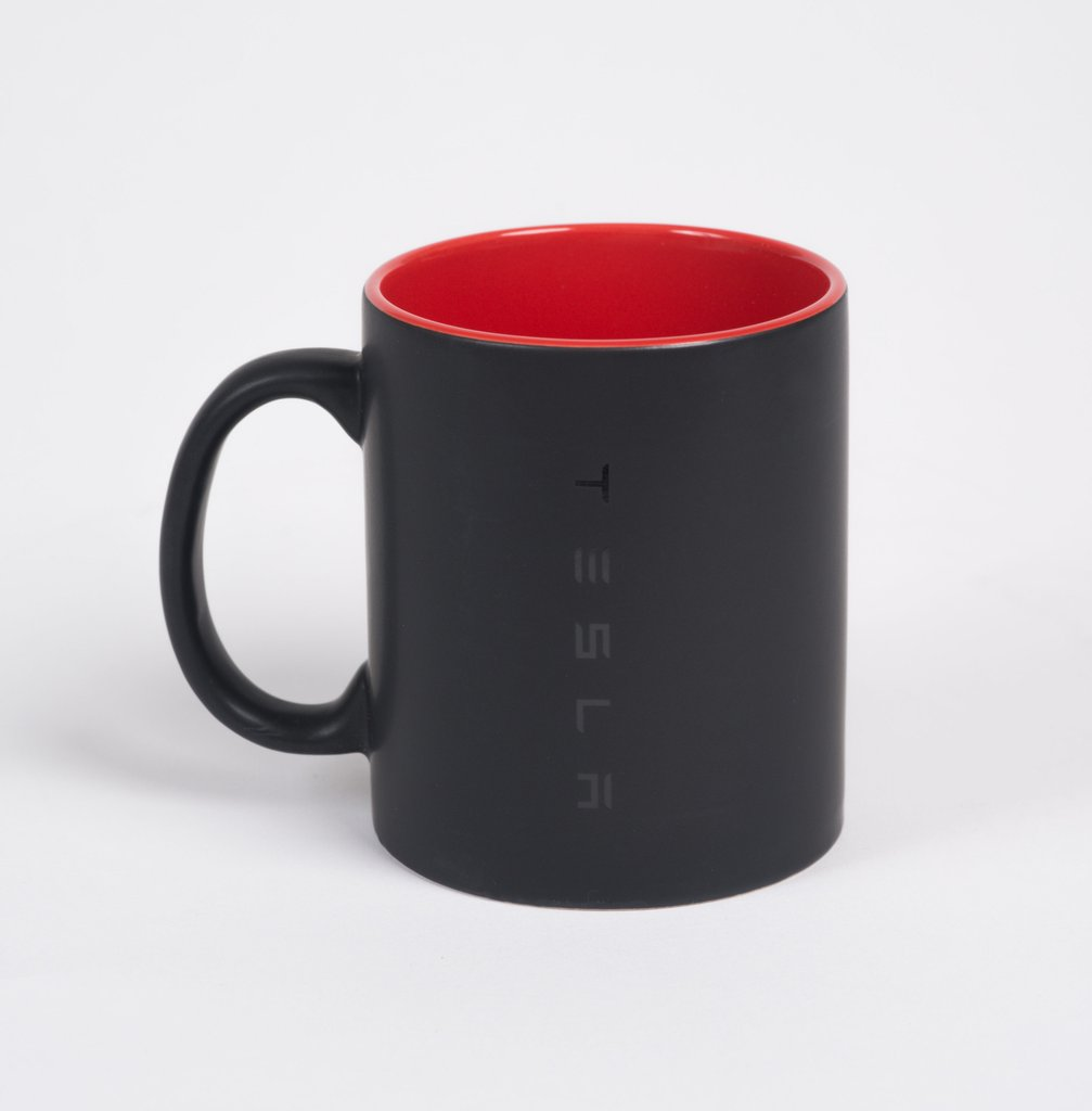 Tesla Mug Set By Tesla
