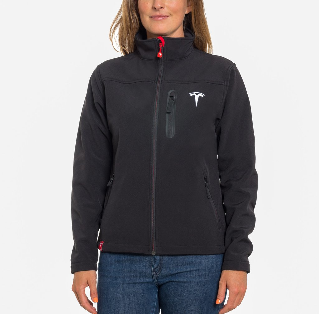 Women S Corp Jacket Black By Tesla Choice Gear