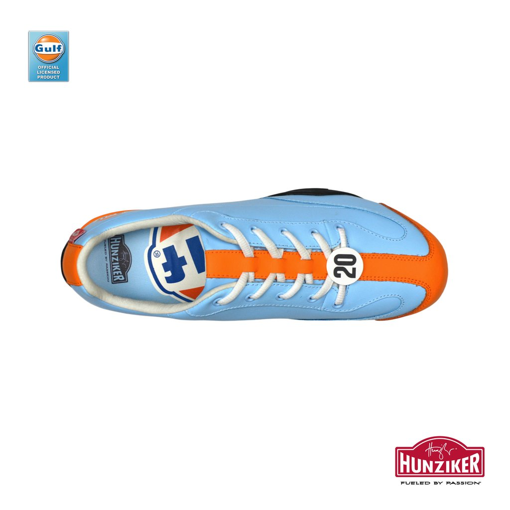 quot heritage quot gulf racing casual driving shoes by hunziker