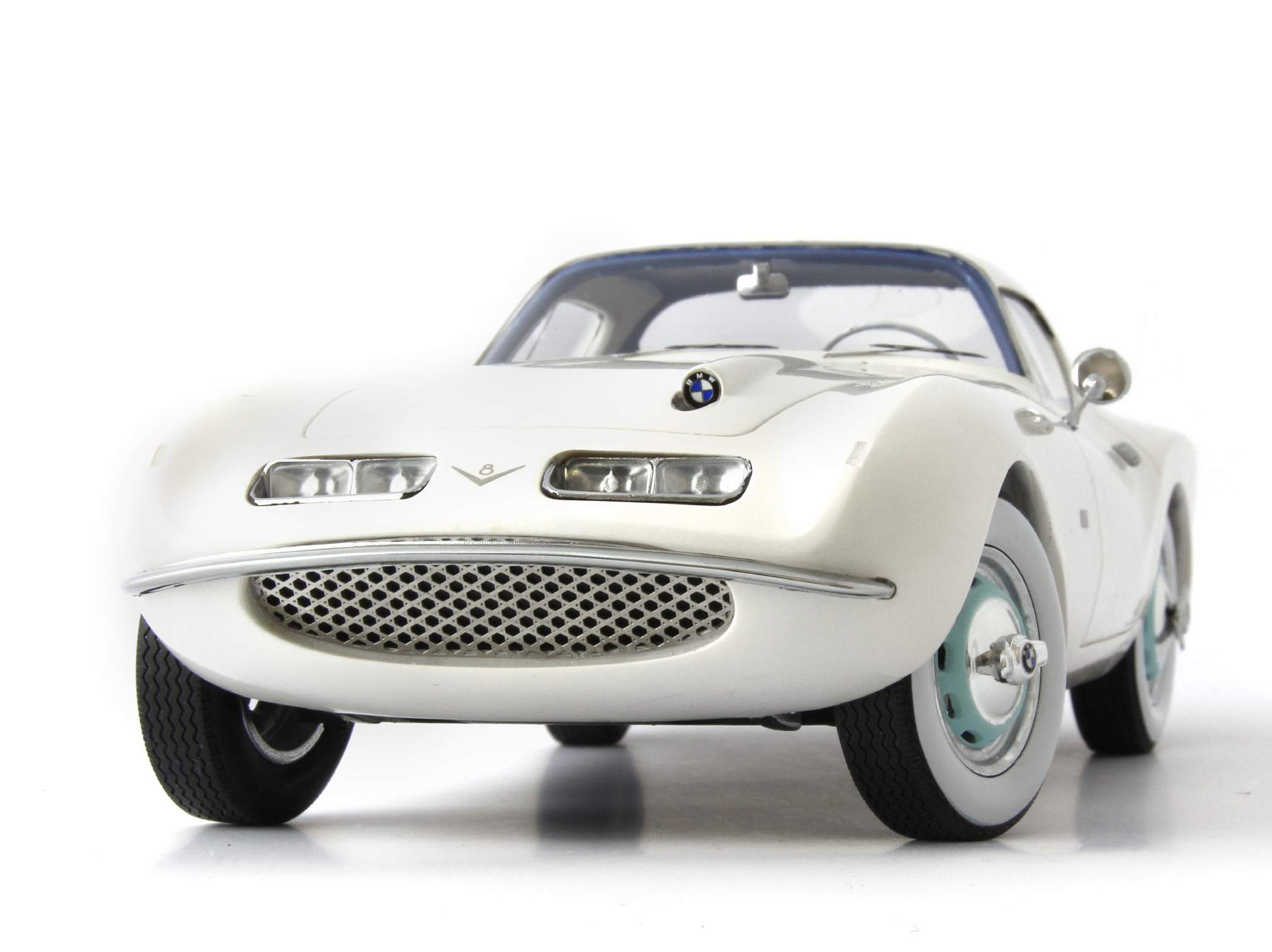 Car Detailing Supplies >> 1956 BMW 507 Raymond Loewy - 1:18 Scale by AutoCult - Choice Gear