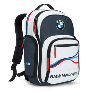 bmw motorsport backpack by bmw choice gear. Black Bedroom Furniture Sets. Home Design Ideas