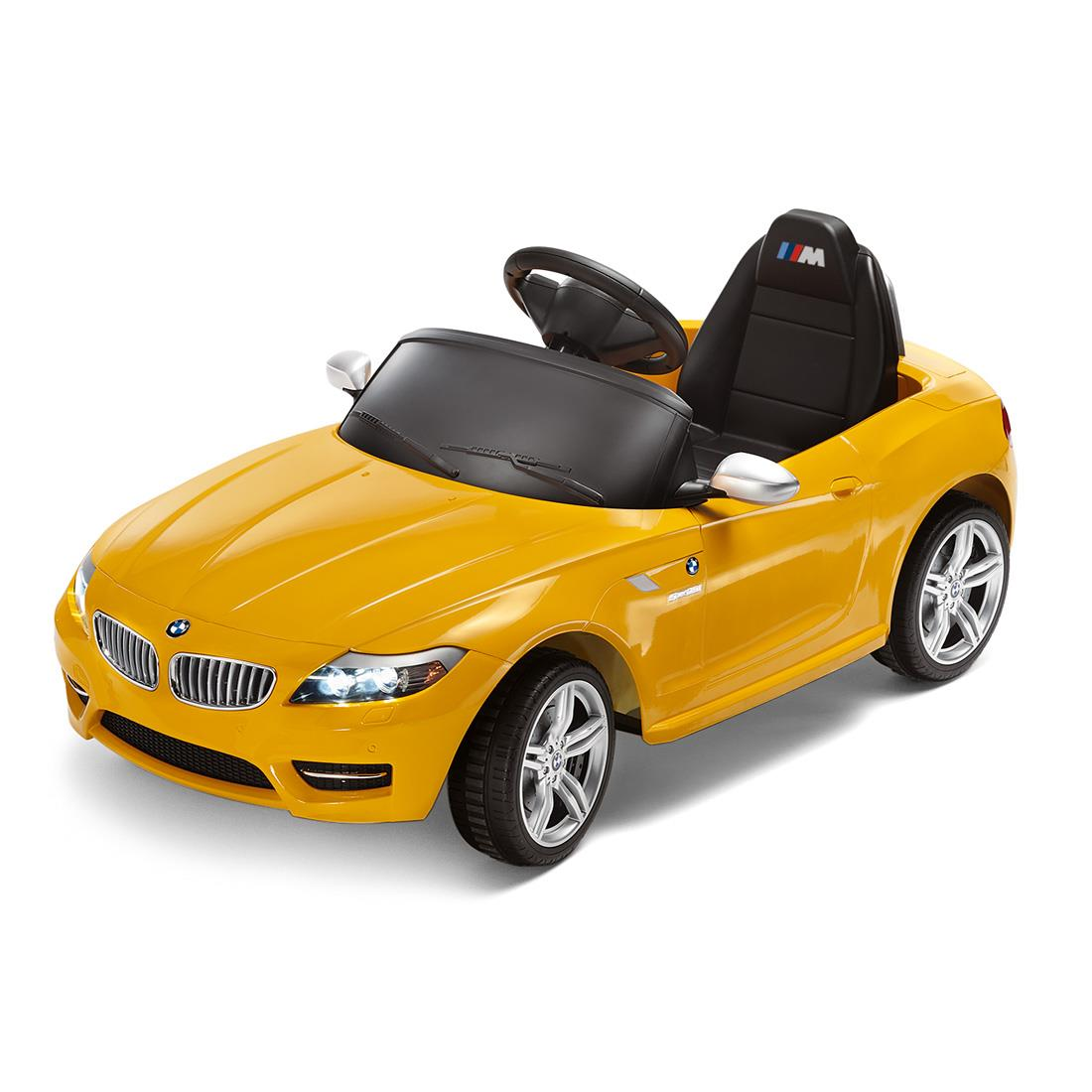 Bmw Z4 M Coupe Review: BMW Z4 Ride On Electric Car By BMW