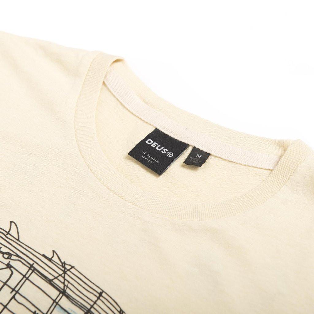 Hal T Shirt By Deus Ex Machina Choice Gear