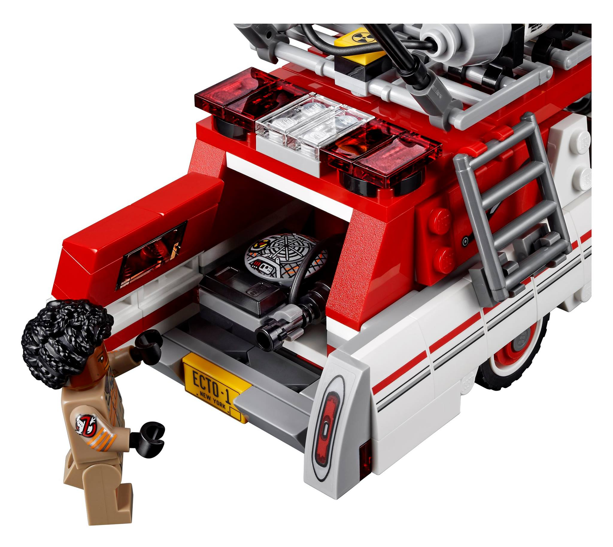 ghostbusters ecto 1 2 set by lego choice gear. Black Bedroom Furniture Sets. Home Design Ideas