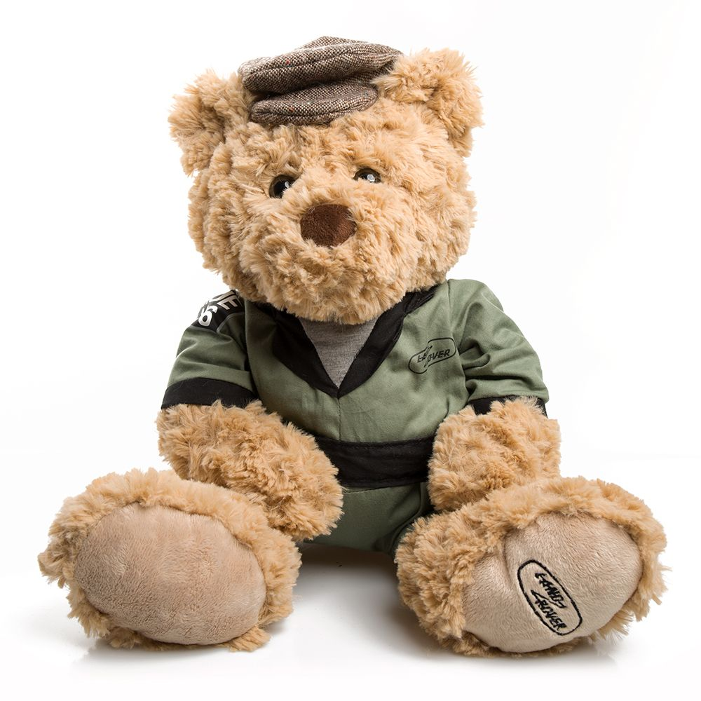 Www Land Rover: HUE Teddy Bear By Land Rover