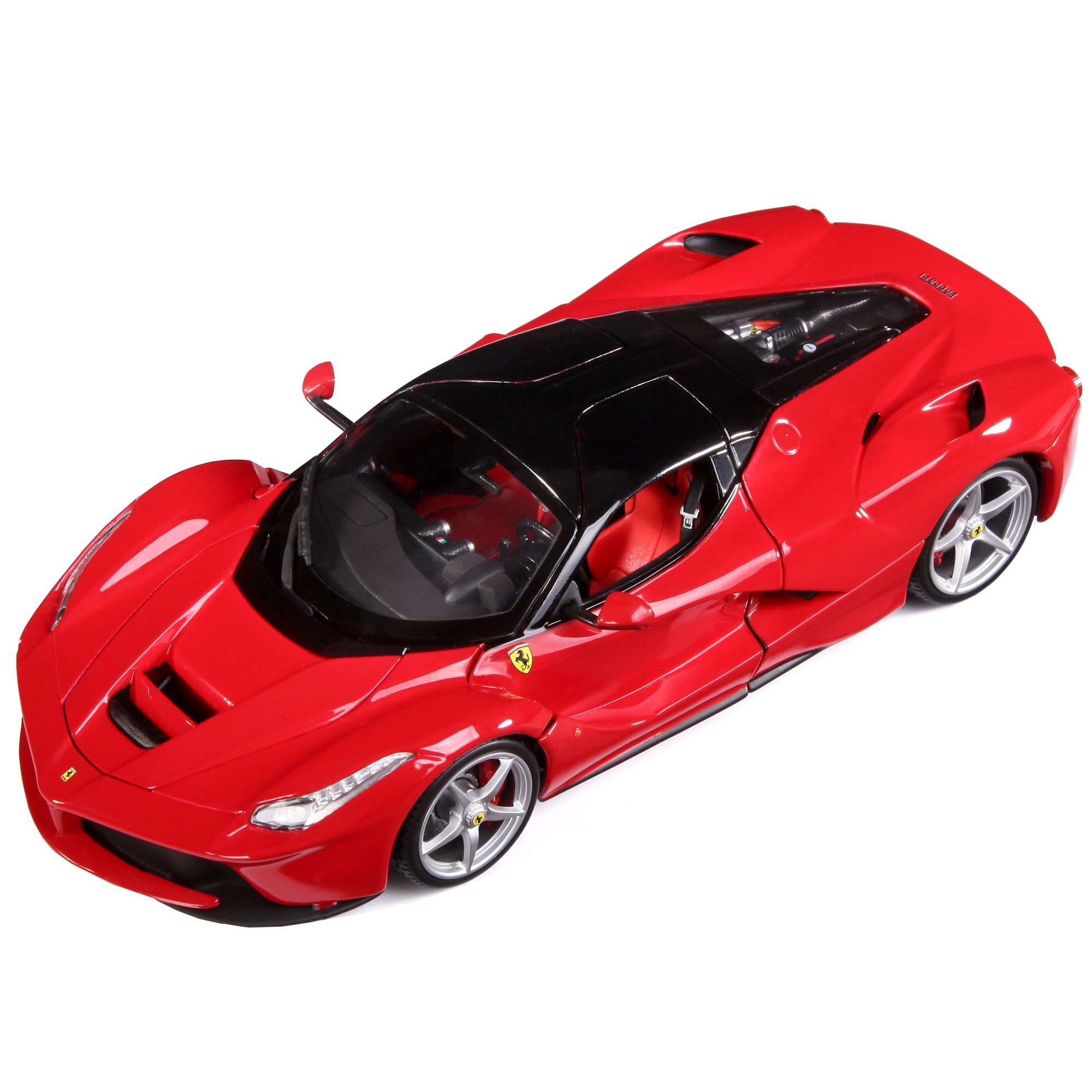 ferrari laferrari f70 red signature series by bburago 1. Black Bedroom Furniture Sets. Home Design Ideas