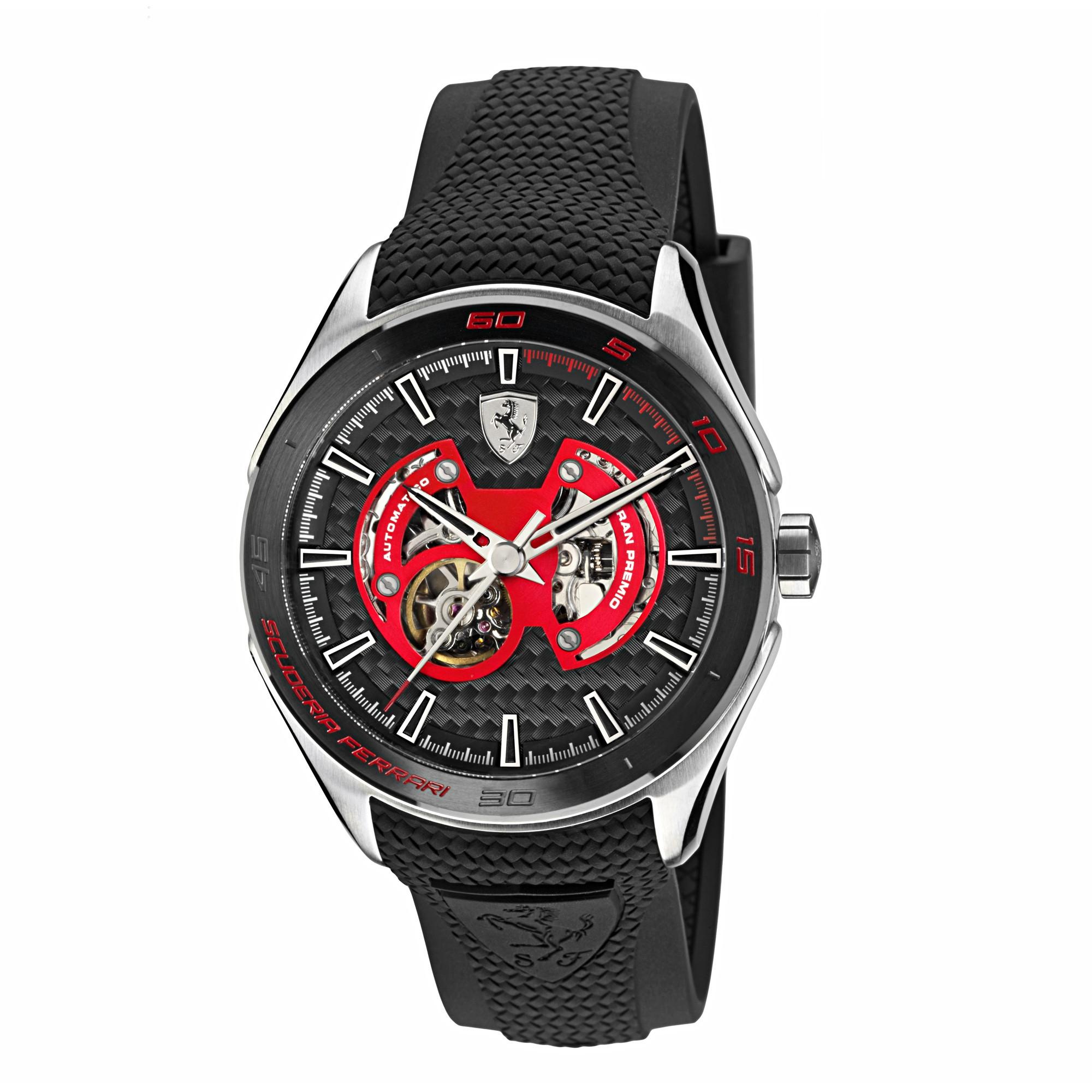 Car Detailing Supplies >> Scuderia Ferrari Gran Premio Automatic Watch by Ferrari - Choice Gear