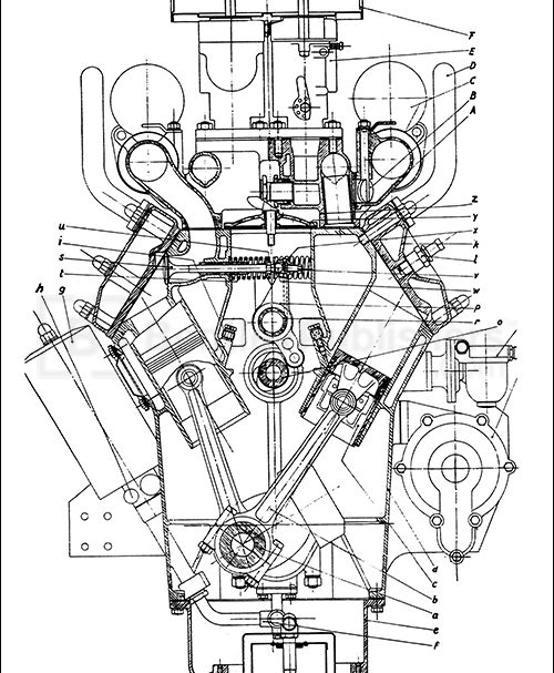 The V12 Engine By Karl Ludvigsen Bentley Publishers