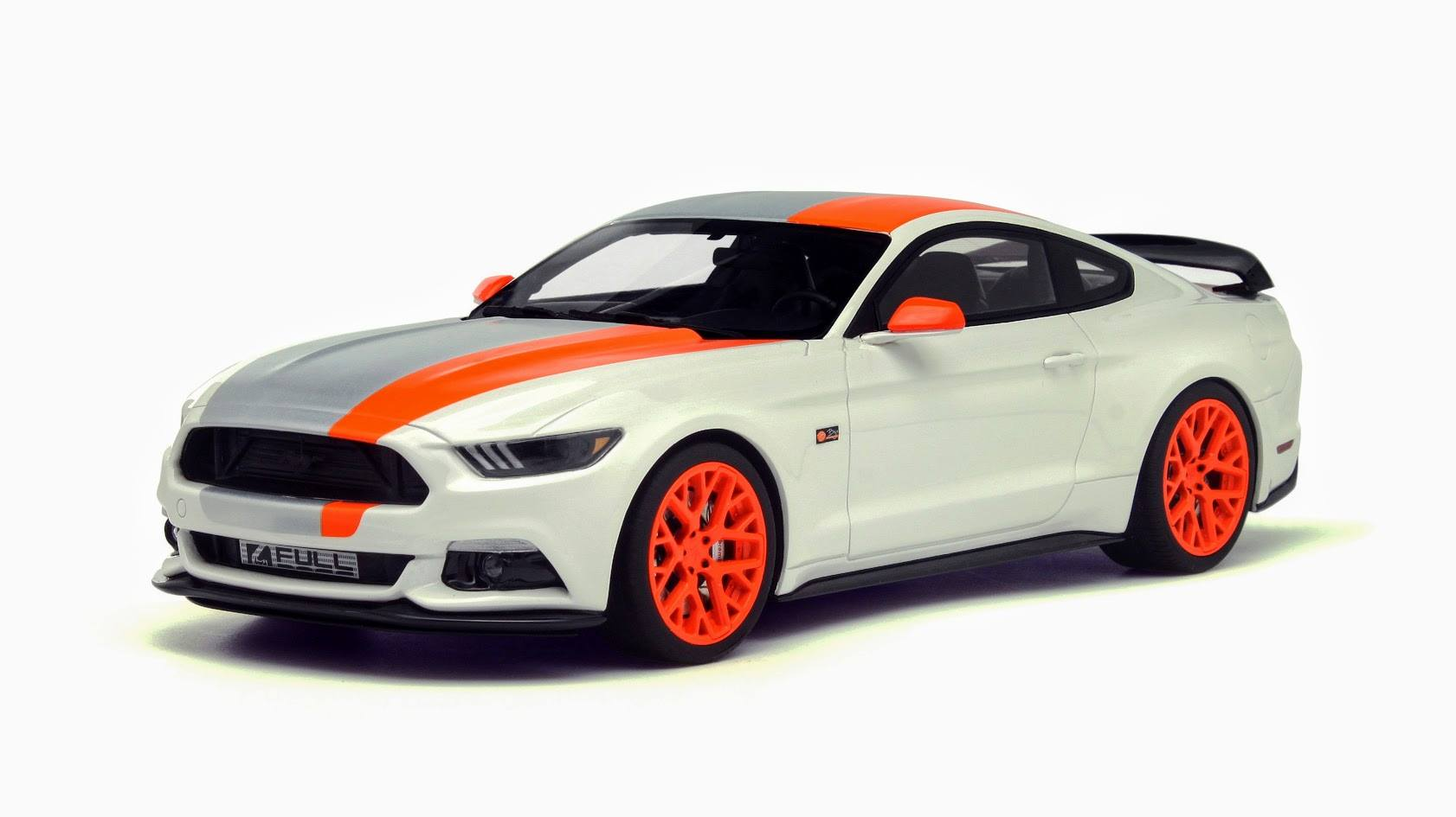 bojix design ford mustang 1 18 scale by gt spirit choice gear. Black Bedroom Furniture Sets. Home Design Ideas