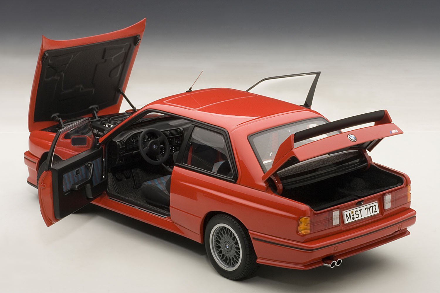 Bmw E30 M3 Evolution Cecotto Edition By Autoart 118 Scale 1 18 Choice Gear